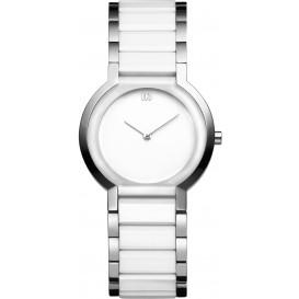 Danish Design Watch Iv62q967 Ceramic Sapphire. Horloge