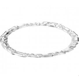 Armband Zilver Arendsoog 7 mm 21 cm