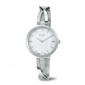 Boccia Titanium 3239-01 Dames horloge