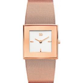 Danish Design Watch Iv67q973 Stainless Steel Designed By Tirtsah. Horloge