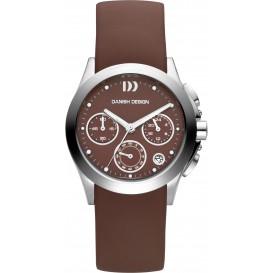 Danish Design Watch Iv21q981 Stainless Steel. Horloge