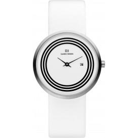 Danish Design Watch Iv12q983 Stainless Steel Designed By Tirtsah. Horloge