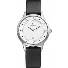 Danish Design Watch Iq12q984 Stainless Steel Designed By Tirtsah. Horloge