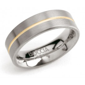 Boccia 0101-03 Ring Maat 60 is 19mm
