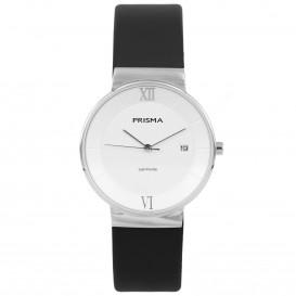 Prisma horloge 1943 dames edelstaal saffierglas 5 ATM P.1943 Dameshorloge 1