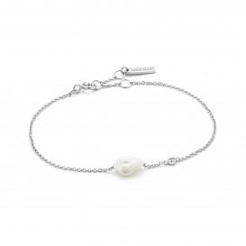 Ania Haie B019-01H armband Zilver Zilverkleurig