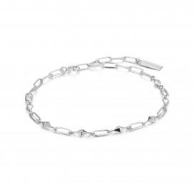 Ania Haie B025-02H armband Zilver Zilverkleurig
