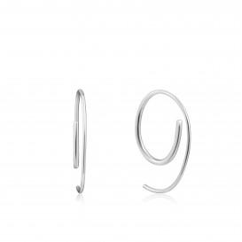 Ania Haie E023-08H oorbellen Zilver Zilverkleurig