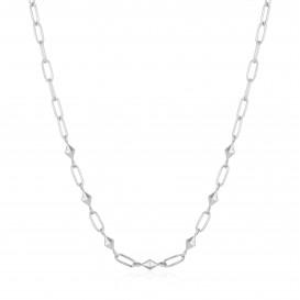 Ania Haie N025-03H collier Zilver Zilverkleurig