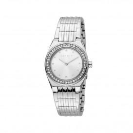 Esprit ES1L148M0045 Spot horloge Staal Zilverkleur Dames