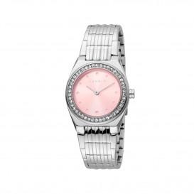 Esprit ES1L148M0055 Spot horloge Staal Zilverkleur Dames