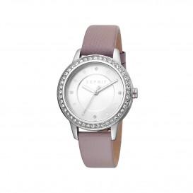 Esprit ES1L163L0025 Harmony horloge Leer Paa Dames