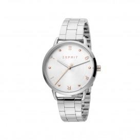 Esprit ES1L173M0055 Fun horloge Staal Zilverkleur Dames