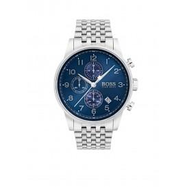 Hugo Boss HB1513498 Navigator Herenhorloge chronograaf 44 mm