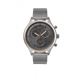 Hugo Boss HB1513549 Companion Horloge Staal Zilverkleurig Heren