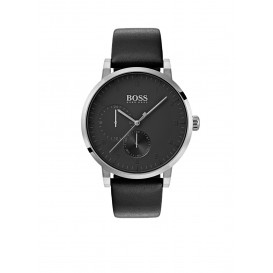 Hugo Boss HB1513594 Oxygen Herenhorloge Leer 42 mm