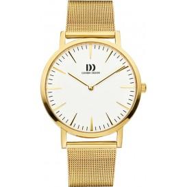 Danish Design Watch Iq05q1235 Stainless Steel Horloge