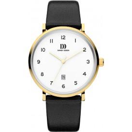 Danish Design Watch Iq11q1216 Stainless Steel Horloge
