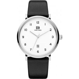 Danish Design Watch Iq12q1216 Stainless Steel Horloge