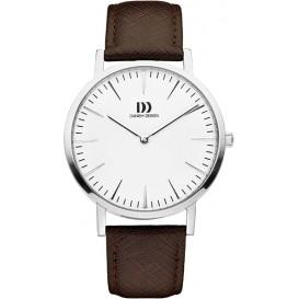 Danish Design Watch Iq12q1235 Stainless Steel Horloge