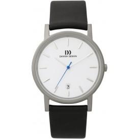 Danish Design Watch Iq12q171 Titanium Horloge