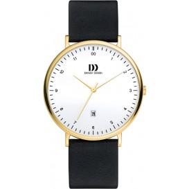 Danish Design Watch Iq15q1188 Stainless Steel Designed By Jan Egeberg Horloge