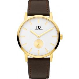 Danish Design Watch Iq15q1219 Stainless Steel Horloge