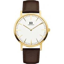 Danish Design Watch Iq15q1235 Stainless Steel Horloge