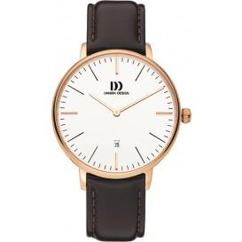 Danish Design Watch Iq17q1175 Stainless Steel Horloge