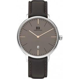 Danish Design Watch Iq18q1175 Stainless Steel Horloge