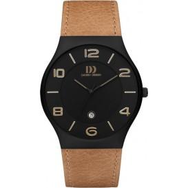 Danish Design Watch Iq27q1106 Titanium, Horloge