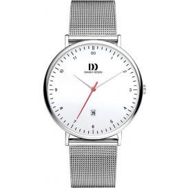 Danish Design Watch Iq62q1188 Stainless Steel Designed By Jan Egeberg Horloge