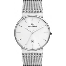 Danish Design Watch Iq62q971 Stainless Steel Horloge
