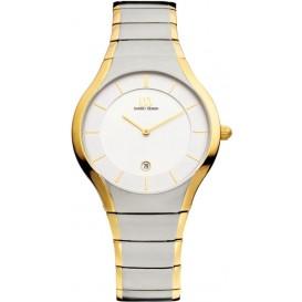 Danish Design Watch Iq65q943 Titanium Sapphire, Horloge