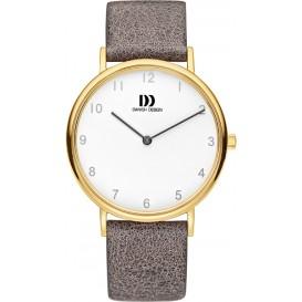 Danish Design Watch Iv11q1173 Stainless Steel Horloge