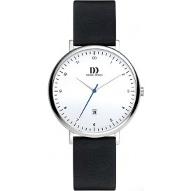 Danish Design Watch Iv12q1188 Stainless Steel Designed By Jan Egeberg Horloge