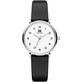 Danish Design Watch Iv12q1216 Stainless Steel Horloge