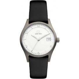 Danish Design Watch Iv12q956 Titanium Sapphire, Horloge