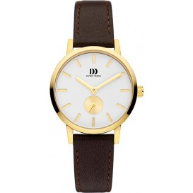 Danish Design Watch Iv15q1219 Stainless Steel Horloge