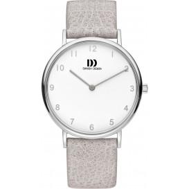 Danish Design Watch Iv16q1173 Stainless Steel Horloge