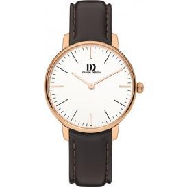 Danish Design Watch Iv17q1175 Stainless Steel Horloge