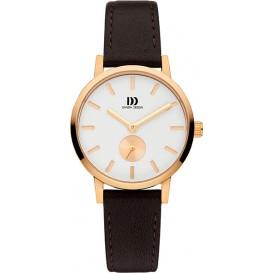 Danish Design Watch Iv17q1219 Stainless Steel Horloge