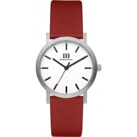 Danish Design Watch Iv19q1108 Titanium Horloge