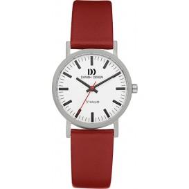 Danish Design Watch Iv19q199 Titanium Horloge