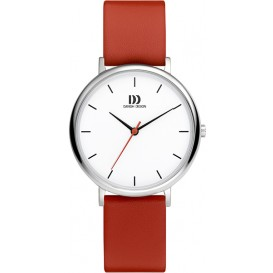 Danish Design Watch Iv24q1190 Stainless Steel Designed By Jan Egeberg Horloge
