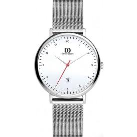 Danish Design Watch Iv62q1188 Stainless Steel Designed By Jan Egeberg Horloge