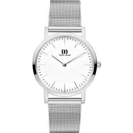 Danish Design Watch Iv62q1235 Stainless Steel Horloge