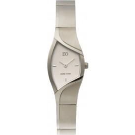 Danish Design Watch Iv62q839 Titanium Horloge