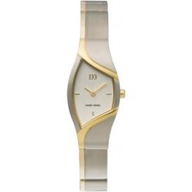 Danish Design Watch Iv65q839 Titanium Horloge