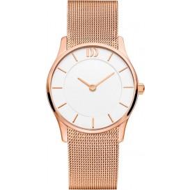 Danish Design Watch Iv67q1063 Stainless Steel Horloge